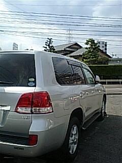 トヨタ ランドクルーザー200