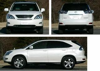 ※価格とは、出品者が保有する自動車の貸出可能な日時、出品者の自動車に関... トヨタ・ハリアーの