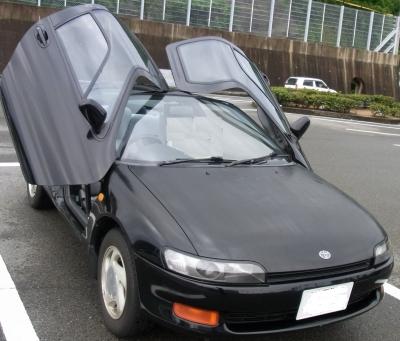 トヨタ・セラの画像 p1_10